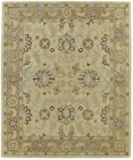 Kaleen Rugs Solomon Collection 4053-05 Gold Hand Tufted 10and039 X 14and039 Rug