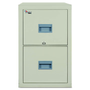 Fireking Patriot 2p1825-cpa One-hour Fireproof Vertical Filing Cabinet 2 Drawer