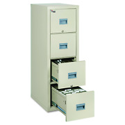 Fireking Patriot 4p1825-cpa One-hour Fireproof Vertical Filing Cabinet 4 Drawer