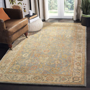 Safavieh Antiquity Collection At314a Handmade Traditional Oriental Premium Wool