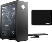 Omen 25l Gaming Desktop Pc 10th Core I7-10700f Processor 8 Cores Up To 4.8 Ghz