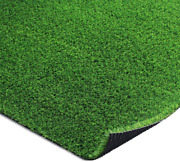 Griclner 0.7inch Realistic Indoor/outdoor Artificial Grass/turf Synthetic Draina