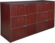 Regency Legacy Stand Up Side To Side Lateral File/lateral File Mahogany