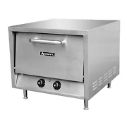 Adcraft Po-18 18-inch Single Deck Counterop Pizza Oven, Stainless Steel, 240v, N