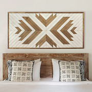 Other Furniture Native Wood Wall Art- Farmhouse Wood Wall Panel - Wood Wall Art