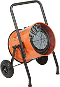 Portable Electric Salamander Heater, 208v 15 Kw 3 Phase With 25'l Cable