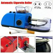 Electric Cigarette Making Machine Automatic Tobacco Rolling Injector Diy Roller