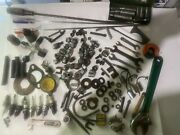 Lot Of Old Vintage Car Parts, And Car Tools Lot 1