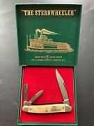 Boker 1975 Limited Edition Collectors Knife The Sternwheeler Nib