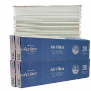 Aprilaire 201 Oem Air Filter Replacement For 2200 Air Cleaner, 4-pack