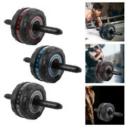 Ab Roller Wheel Abs Carver For Abdominal Stomach Exercise Training Fitness