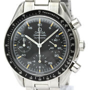 Polished Omega Speedmaster Automatic Steel Mens Watch 3510.50 Bf534548
