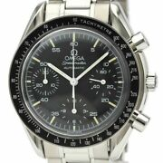 Polished Omega Speedmaster Automatic Steel Mens Watch 3510.50 Bf530185
