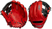 Wilson A2k June 2021 Glove Of The Month 11.5 1786 Limited Rare Wbw100380115 Red