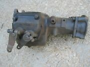 Nos 49-54 Chevy Passenger Car/ Truck 3 Speed Transmission Case / Cover Assembly