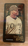 Frank Thomas Topps Alan And Ginter 2019 Stained Glass Mini 118 Nm