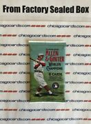 2021 Topps Allen Ginter 6cd Pack Look4 Trout Tatis Auto 1/1 Sketch Rip Book ++