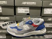 New Balance 992 Dtlr Varsity Grey Blue Red Ds New M992dl Usa 7.5-13 In Hand