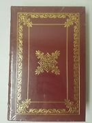 George H.w. Bush Signed Book All The Best Easton Press Leather Autograph Sealed