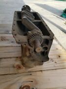 1927 Ford Model T Engine With Crank Made In Usa Rare Barn Find Oem Not Touched