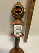 Atb. Around The Bend Beer Company Diving Helmet Draft Beer Tap Handle. Illinois