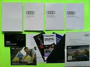 2021 Audi A8 Factory Owners Manual Set And Case Oem
