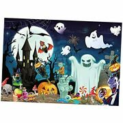 Halloween Gloomy Castle 1000 Pieces Jigsaw Puzzles For Adults Halloween