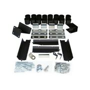 Pa 3 Inch Body Lift Kit 13-16 For Dodge Ram 2500/3500 4wd Diesel Includes 2wd