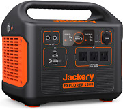 Jackery Portable Power Station Explorer 1500 1534wh Portable Generator With 3x1