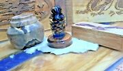 American Eagle,wooden Box,log/cabin Home Decor,animal,carving,hand Made,gift,+