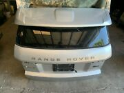 Range Land Rover Evoque 12-17 Oem Rear Trunk Lid Tailgate Tail Lift Gate Glass