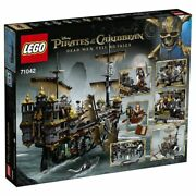 Lego Pirates Of The Caribbean Silent Mary 2017 71042. Andnbspnew/sealed
