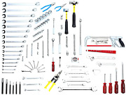 Wright Tool 181 Industrial Maintenance Set Tools Only 113-piece