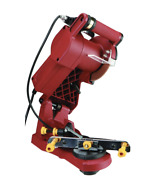 110v 230w Electric Chainsaw Chain Sharpener Grinder W/ Grinding Wheels Tools