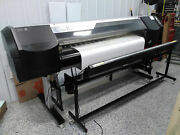 Seikow-64s 6 Wide Format Digital Color Printer Ip-182 Blower