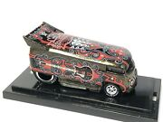 Hotwheels Liberty Promotions Vw Drag Bus 2011 Collectors Experience 335/1250
