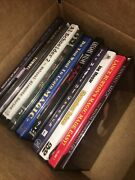 Magic Dvd Lot Of 10 Magician Act Show Instruction Trick Mix New And Used Box Lot 1