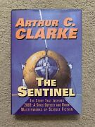 The Sentinel By Arthur C. Clarke 1996 Bandn Hcdj Short Story Collection Like New