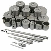 Sds Plus 330mm Masonry Wall Hole Saw Drill Bit Cutter Tools With Round Shaft
