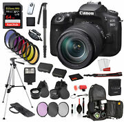Canon Eos 90d Dslr Camera With 18-135mm Lens 3616c016 Professional Package