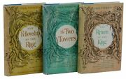 The Lord Of The Rings Trilogy Jrr Tolkien First Us Edition Set 131316 1st