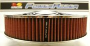 Spectre 14x3 Muscle Car Air Cleaner Washable Filter Fits Holley 4150 Edelbrock
