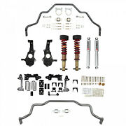 Belltech Lowering Kit For 2019-21 Silverado Sierra 1500 4wd Sway Bars And Coilover