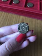 Antique Peso Monetary Coin France 10 Franc Peso 325 Gr Approx W62
