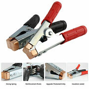 Battery Alligator Clips 300 A Battery Clamps Jumper Cables Boost Clips