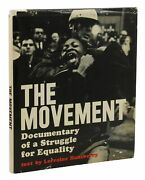 The Movement By Lorraine Hansberry First Edition 1964 Civil Rights