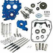 S And Zahnrad Drive Cam Chest Kit 551ge Easy Start For Harley-davidson Twin 99-06