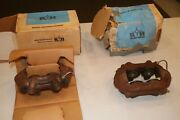 Nos 1967 Mustang Fairlane Shelby Kelsey Hayes Disc Brake Calipers