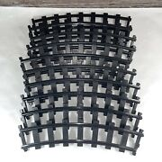 Lionel Train Track 10 Curved Tracks G-scale 14020-2