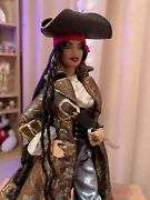 Barbie Doll Pirate Dolls Of The World Italy Ooak Doll